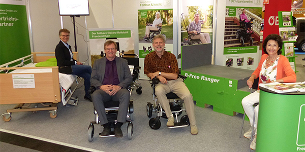 Integra Fair wheelchair