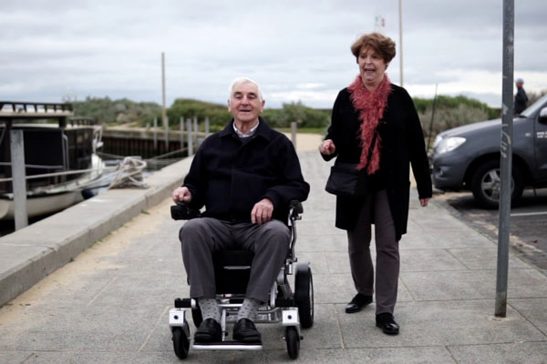 lightly adjustable lightweight electric wheelchairs